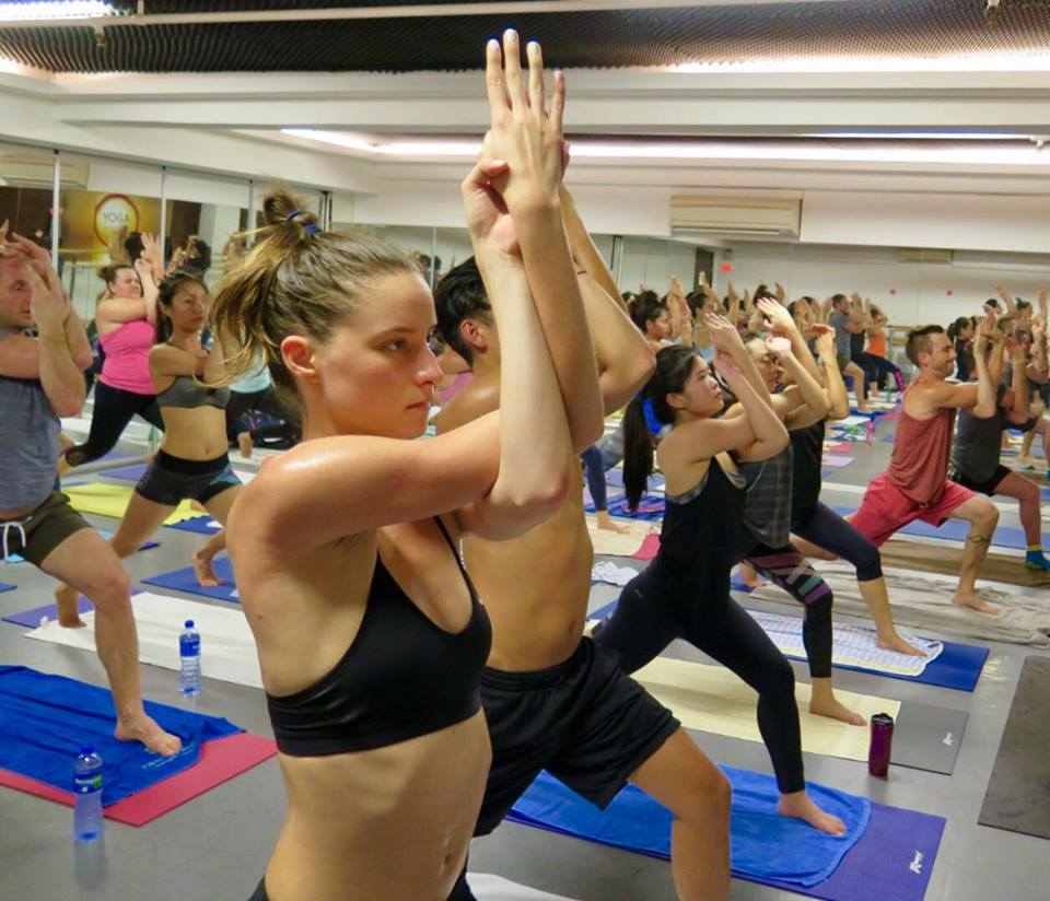 Don't Miss These 10 Amazing Yoga Spots In Central Hong Kong