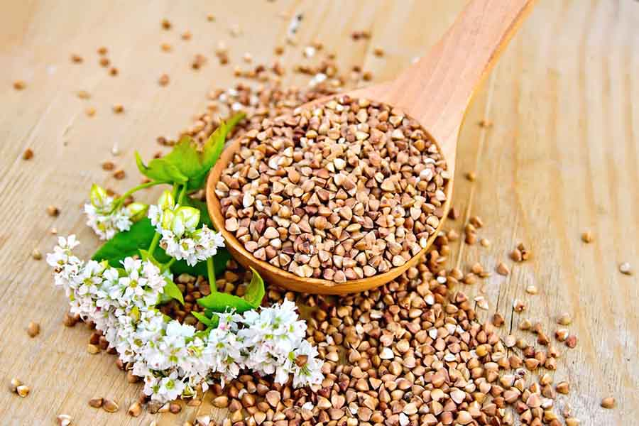 3. 7 sources of protein 7 buckwheat