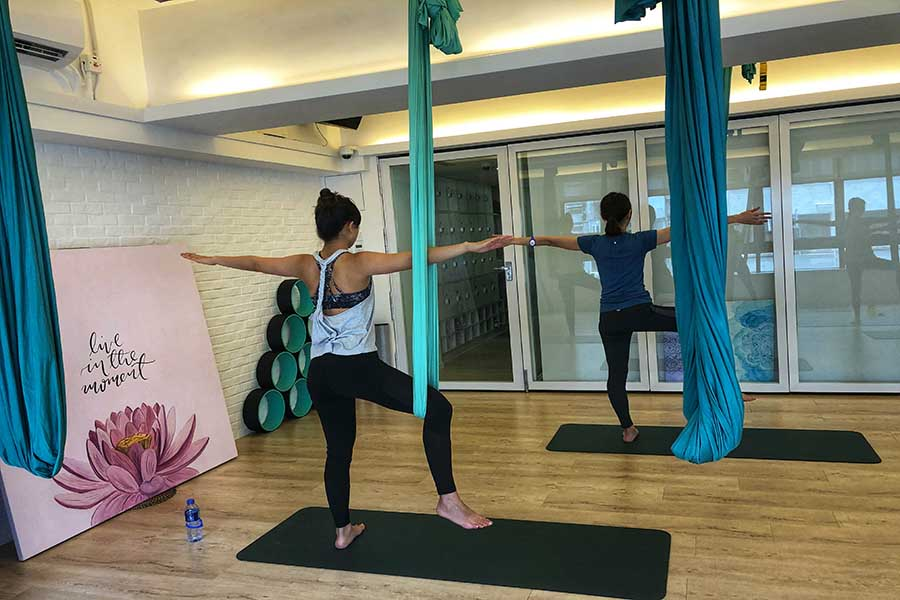 Abhyaas School of Yoga Wellness