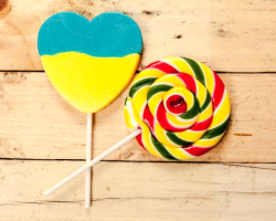 To the Lady Who Bought My Kid A Lollipop