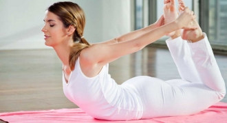Yoga Pose of the Week: Dhanurasana - Bow Pose