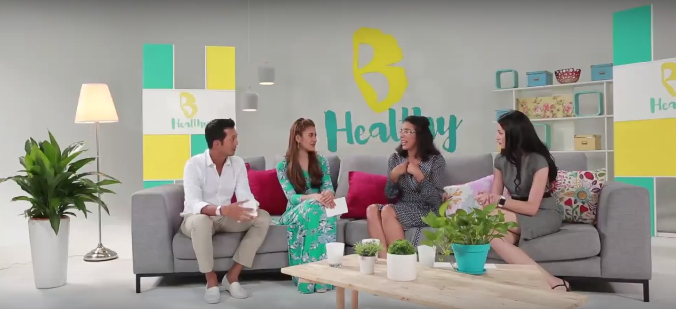 B Healthy Show Episode 6