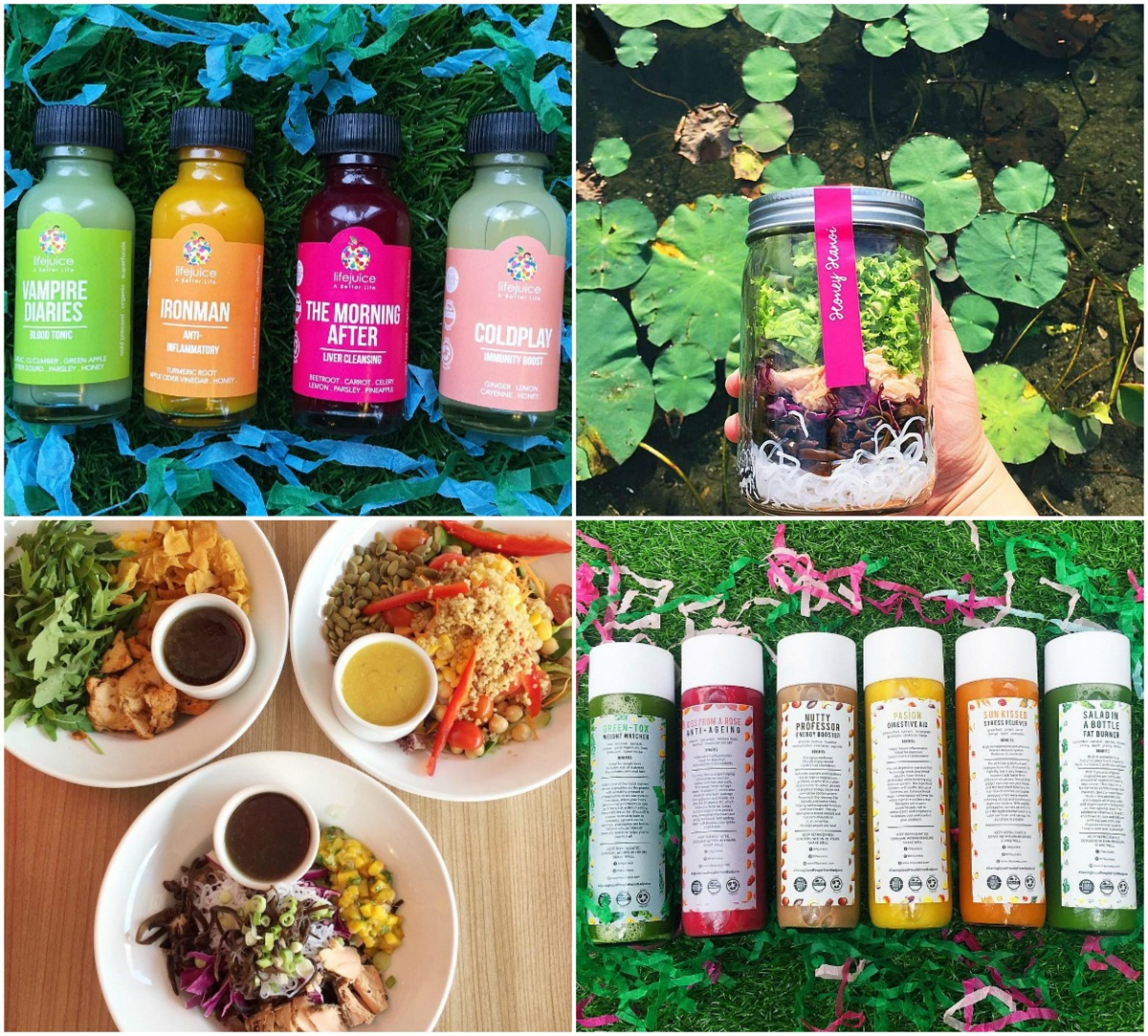 Top 18 Tried And Tested Healthy Delicious Meal Deliveries In Kl Kotak Makan Duo Sunday Green 15 Lifejuice Co
