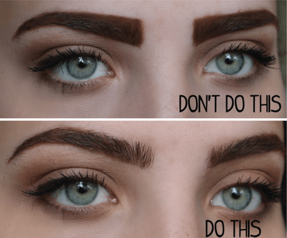 6 Common Eyebrow Mistakes And How To Avoid Them