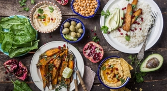 Veganuary may be over but here's why eating less meat is still beneficial