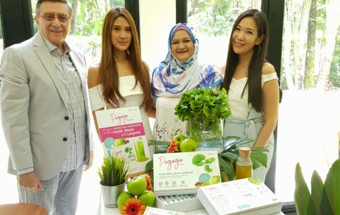 PurelyB Launches Revolutionary New Blend of Traditional Asian Superfood, Pegaga (Gotu Kola), to the Modern Wellness Consumer!