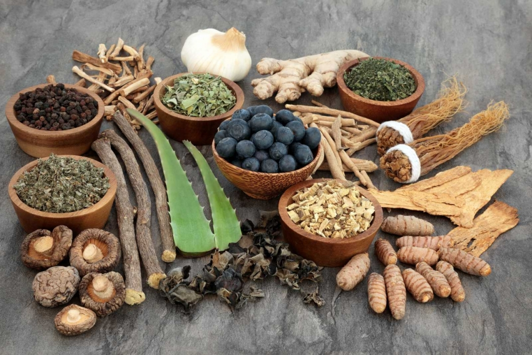 "5 ""Western"" Adaptogens That Are Actually Rooted in Asian Traditions"