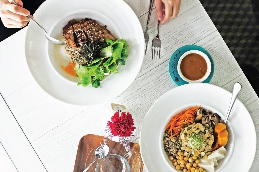 5 Places To Eat Healthy In KL We're Loving Right Now