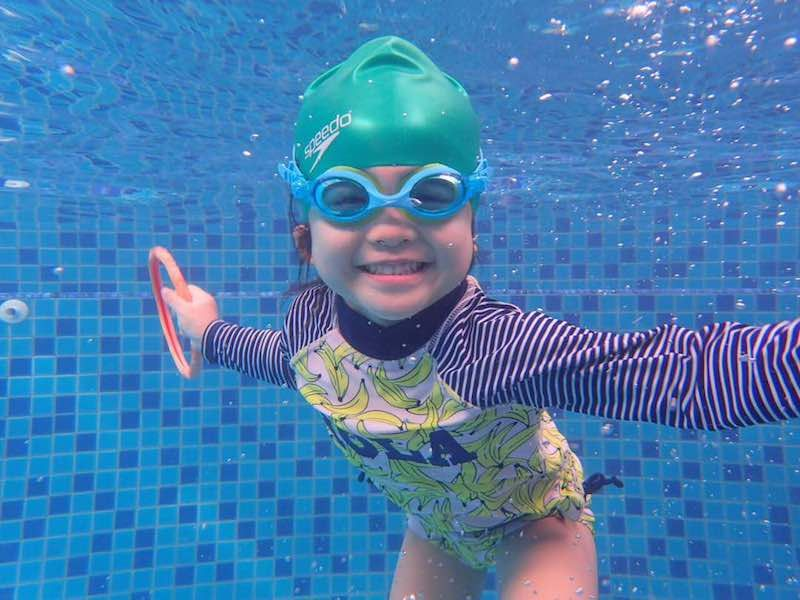 Why You Should Give Baby Swimming A Try