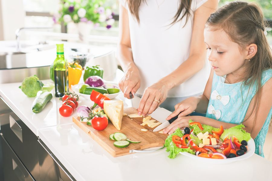 This Nutrition Coach's Secret To Getting Her Kids To Love Healthy Eating
