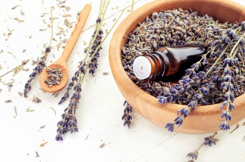 The DIY Lavender Bath Salts You Need For The Perfect Pampering Treat