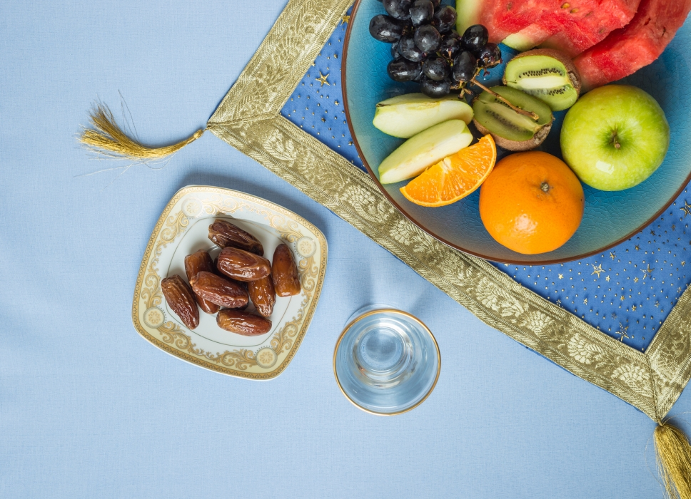 10 Must Have Items For Your Ramadan Grocery List