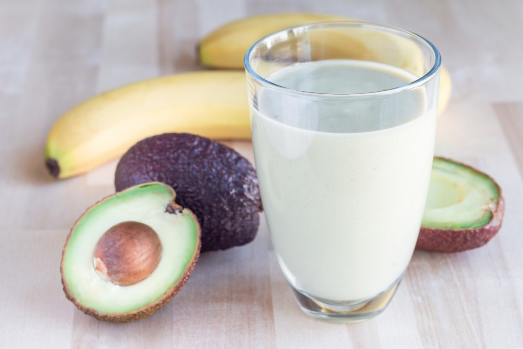 Avocado & Honey Smoothie Recipe For Immunity