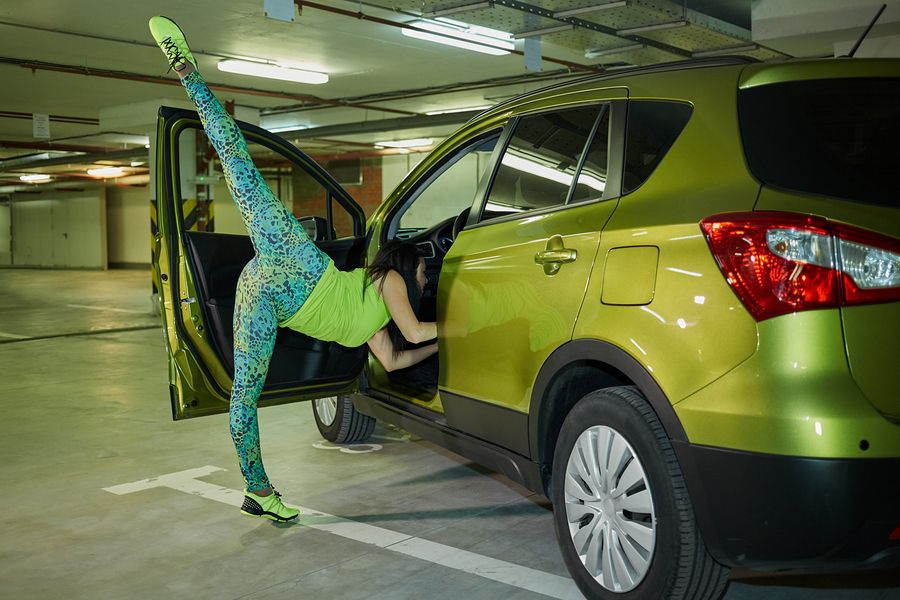 3 Essential Stretches After a Long Road Trip