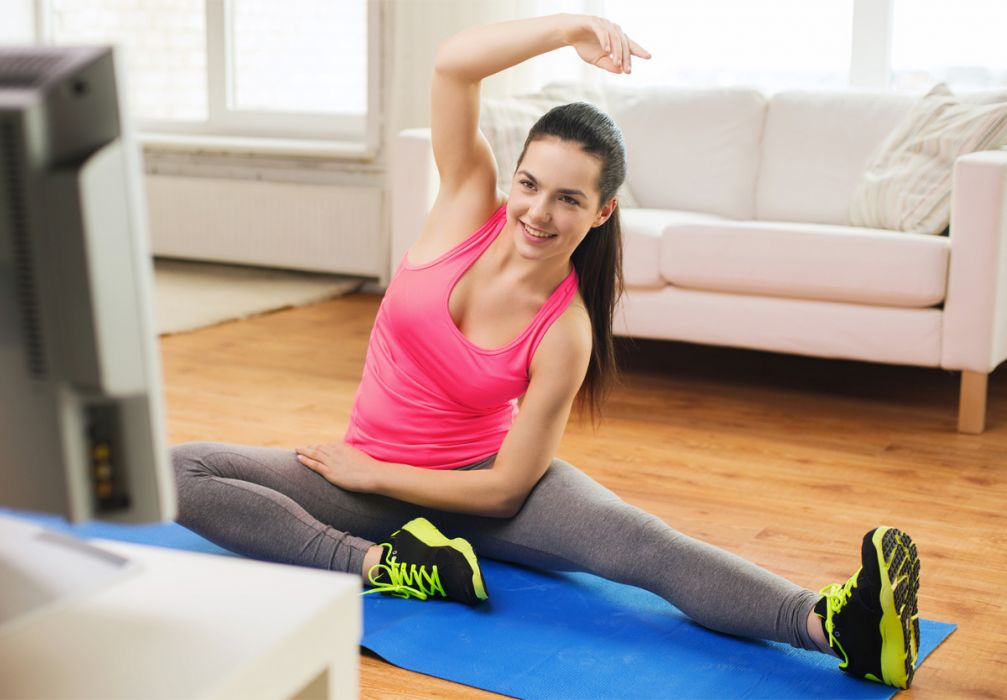 The Lazy Girl's Guide To Easy Exercise