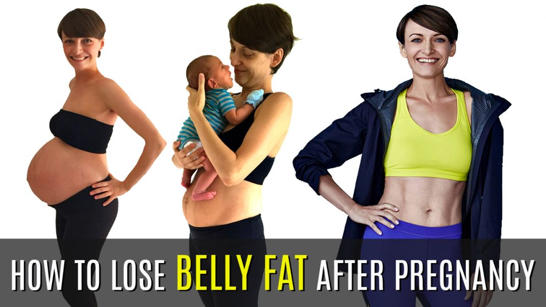 How This Mum Of 2 Got Her Abs Post Babies (No Crunches Needed)