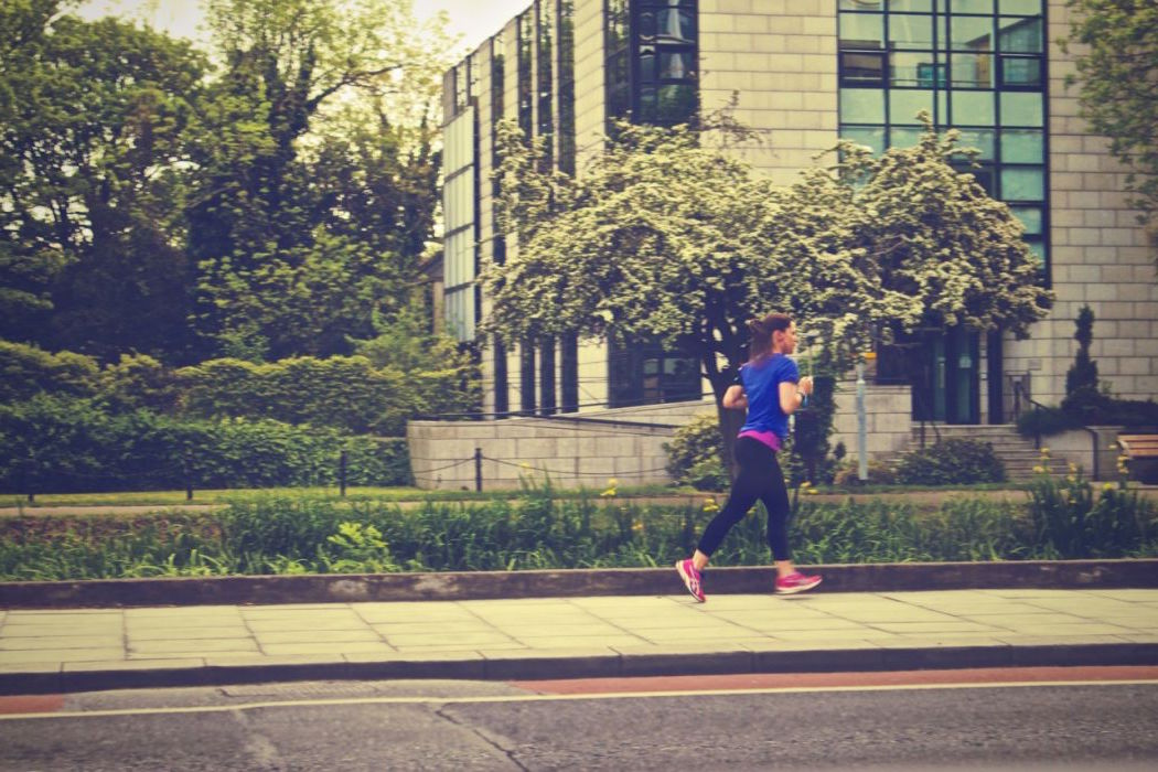 8 Ways To Stay Active While Working A Full-Time Job