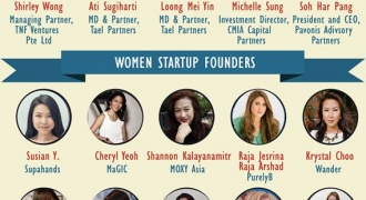 Top women of the South East Asia startup world