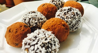3-Ingredient Guilt-Free Truffles