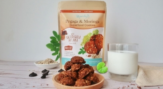 Feel Super Energised & Well Nourished With PurelyB's Superfood Cookies!