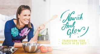 The Solution To Bloating, Dull Skin & Fatigue Is Here - 'Nourish Heal Glow in 28 Days'