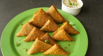Raw Vegan Samosas? You Heard Right! Perfect For A Healthier Ramadan