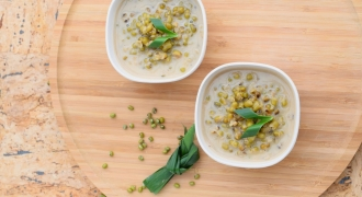 Try This Green Bean Porridge (Bubur Kacang)