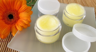 Homemade Pain Relief Balm
