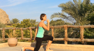 Torch Serious Calories With This Plyometric Workout!