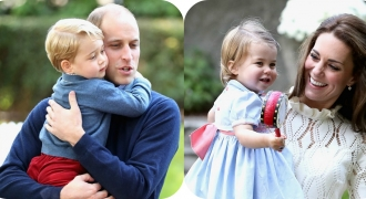 Prince George and Princess Charlotte's Cutest Moments (Yet!)