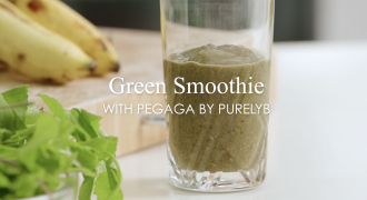 Give Your Green Smoothie An Upgrade With Pegaga By PurelyB