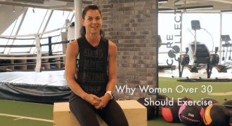 Why Women Over 30 Should Exercise—According To Reebok Athlete, Natalie Dau