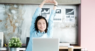 Stretches You Can Do At Your Office Chair To Prevent Musculoskeletal Disorder