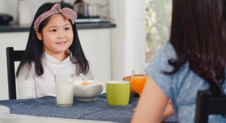 Dealing With Your Child's Slow Eating Habit