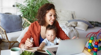 5 Unspoken Truths About Being a Work-at-Home Mum