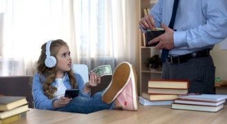 How To Raise Children Who Are Deserving--Not Entitled