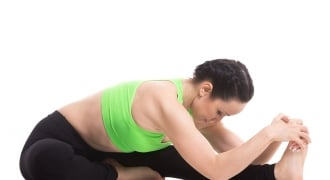 Yoga Pose of the Week: Janu Sirsasana (Head-to-Knee Pose)