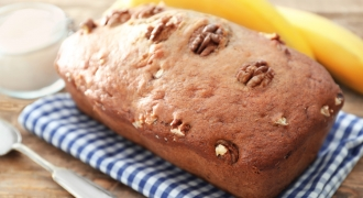 Delicious Sugar-free Banana Bread To Make With Your Kids
