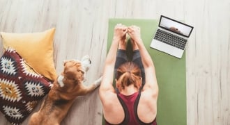 Yoga Postures To Help You Calm Down