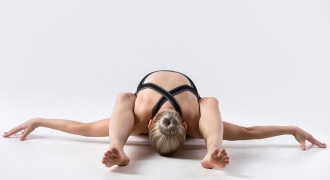 Yoga Pose of the Week: Kurmasana (Tortoise Pose)