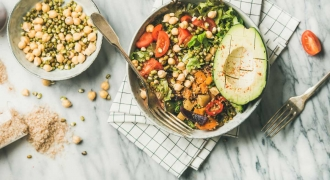 Gut Loving Grain Bowl