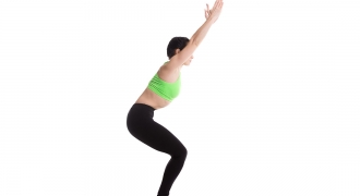 Yoga Pose of the Week: Utkatasana (Chair Pose)
