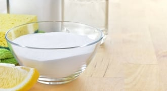 Baking Soda - Super Cleaning Agent!