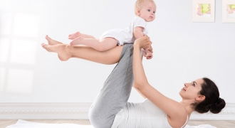 6 Post-Pregnancy Yoga Poses For The Busy Mama