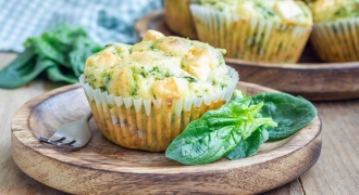 Vegetarian Egg Muffin