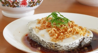 Hong Kong Style Steamed Cod