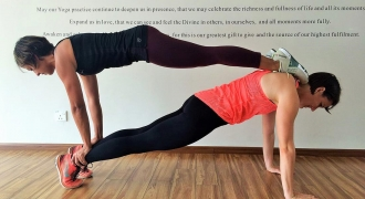 5 Fun, Do-Anywhere Partner Exercises You'll Love!