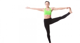 Yoga Pose of the week: Utthita Hasta Padangustasana B