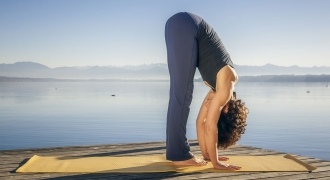 Yoga Pose of the Week: Uttanasana