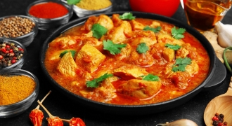 Light Yet Oh-So-Good Chicken Curry